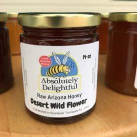 14oz Desert Wild Flower