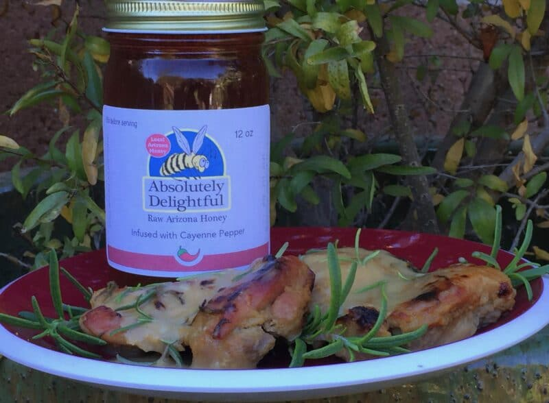 Arizona Honey Cayenne Pepper