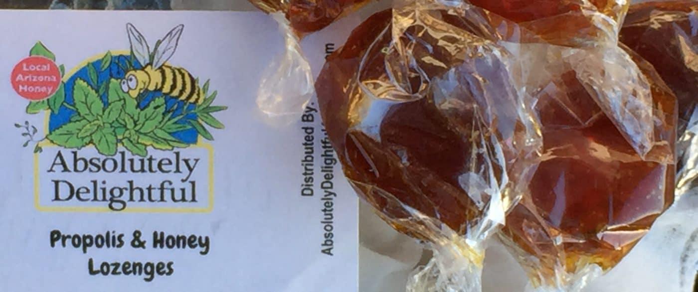 Propolis & Honey Lozenges