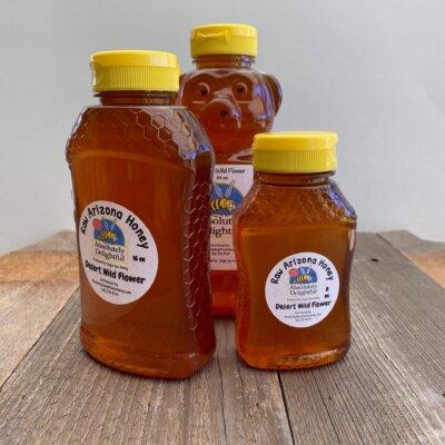 Honey in Plastic