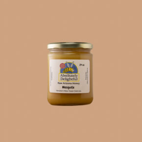 Thick Crystallized Mesquite Honey
